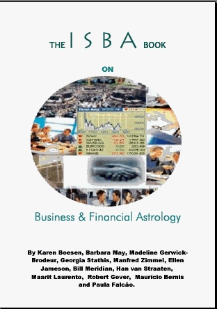 The ISBA Book on Business and Financial Astrology